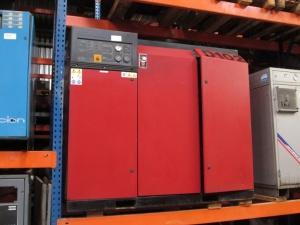 Screw Compressor, ECOAIR, D102, 90 kW, 500 cfm, 3 - RoosWoodMac