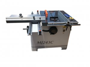 Squiring Table Saw, MJ243C, 3kW Image