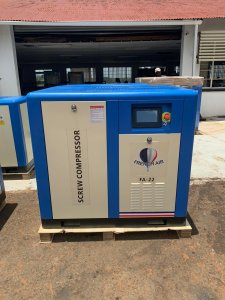 FA-22 Screw Compressor 22KW Image